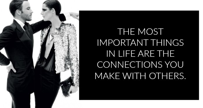 TOM FORD FASHION QUOTES