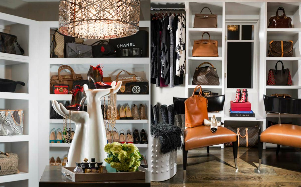 Turning Your Closet Into A Dressing Room Obelisk Home